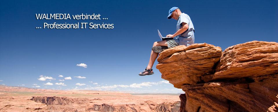 WALMEDIA Professional IT Services